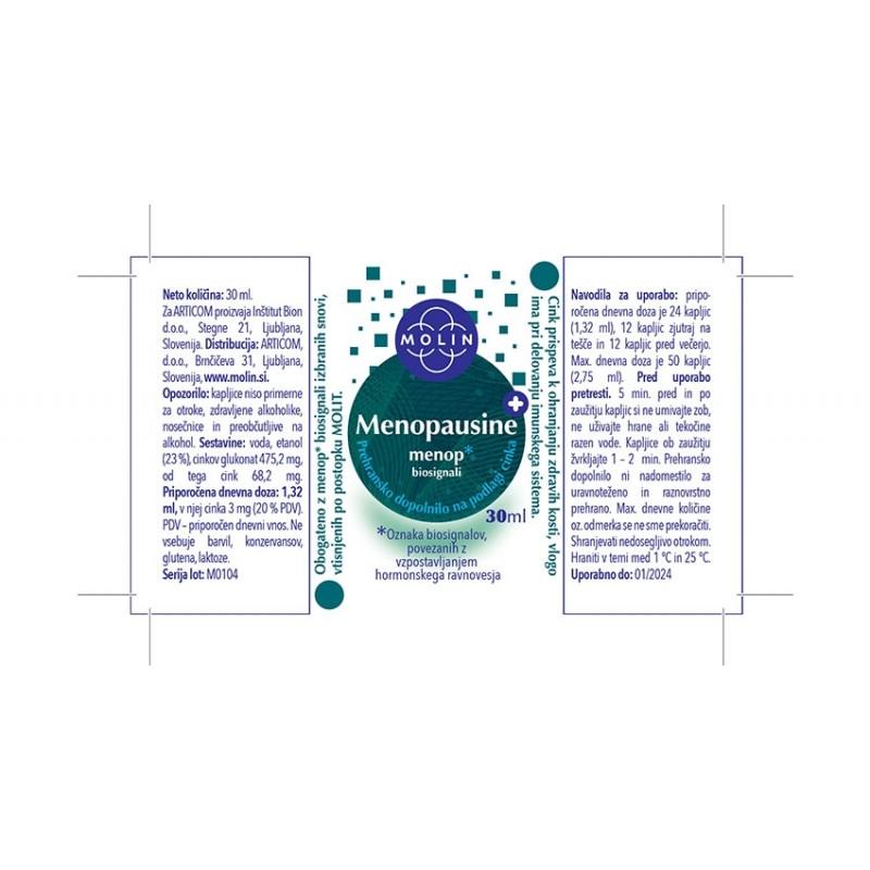 Menopavza kapljice