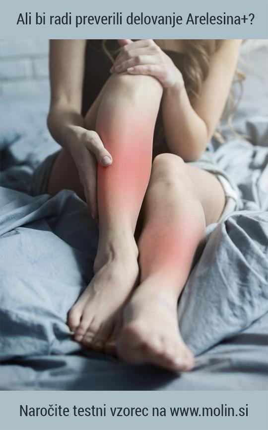 Sindrom nemirnih nog